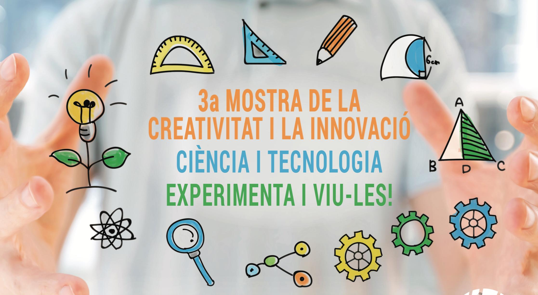 Citilab Participa En La Tercera Mostra De La Creativitat I La Innovació: Robòtica I Vídeo-currículums!