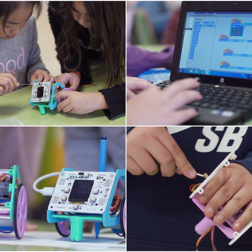 Robot Fantàstic - Projecte EduLab
