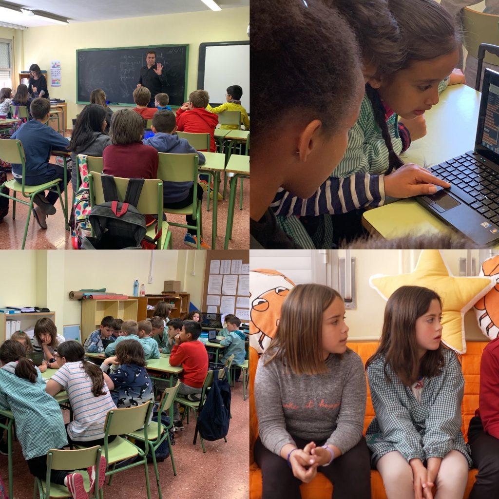 Projecte EduLab 2019 - Velocitat Lectora Amb Escola Mediterrània 3