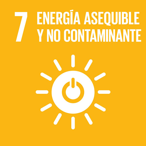 ODS 7 Objectius de Desenvolupament Sostenible