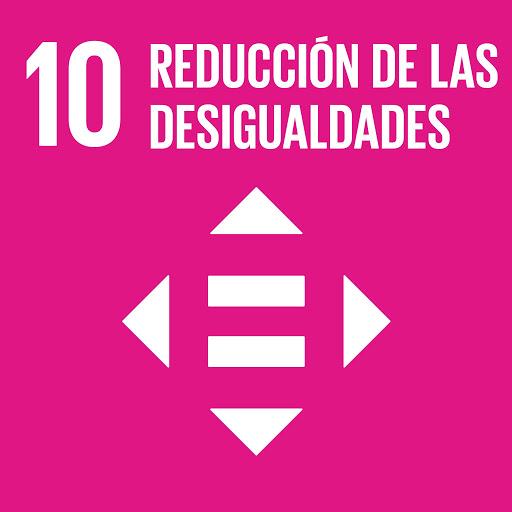 ODS 10 Objectius de Desenvolupament Sostenible
