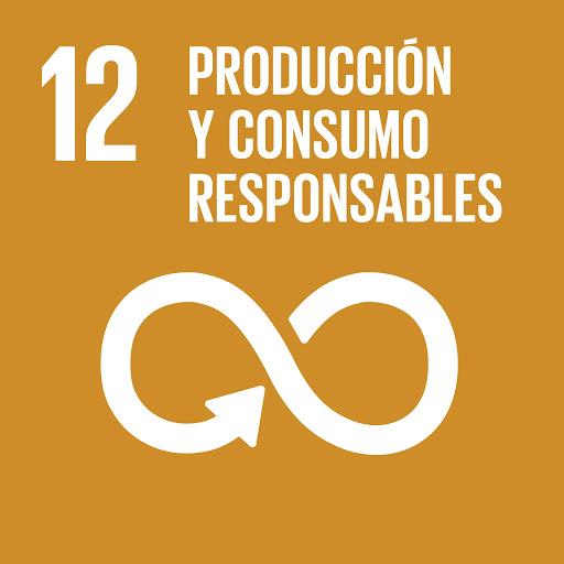 ODS 12 Objectius de Desenvolupament Sostenible