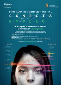 Curs Ciberseguretat - Fundació Telefònica i Ajuntament de Cornellà