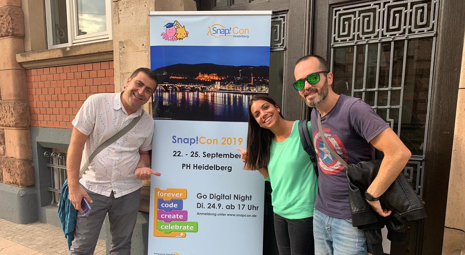 Citilab Participa En La Primera Edició De L'Snap! Conference A Alemanya