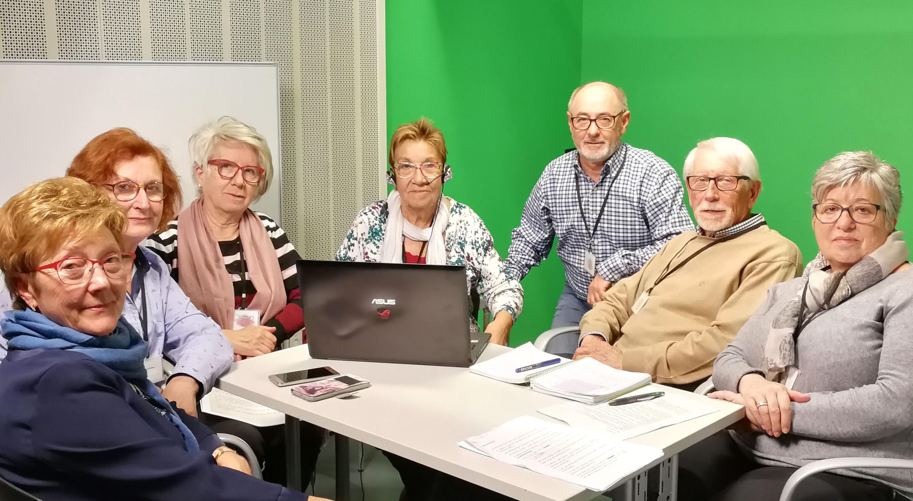 Projecte 'Sis Avis A La Cuina +1' - SeniorLab 2019