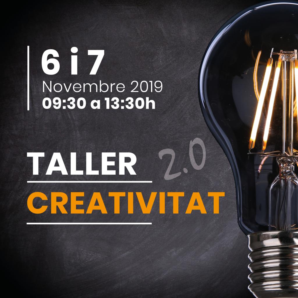 Taller de Creativitat 2.0