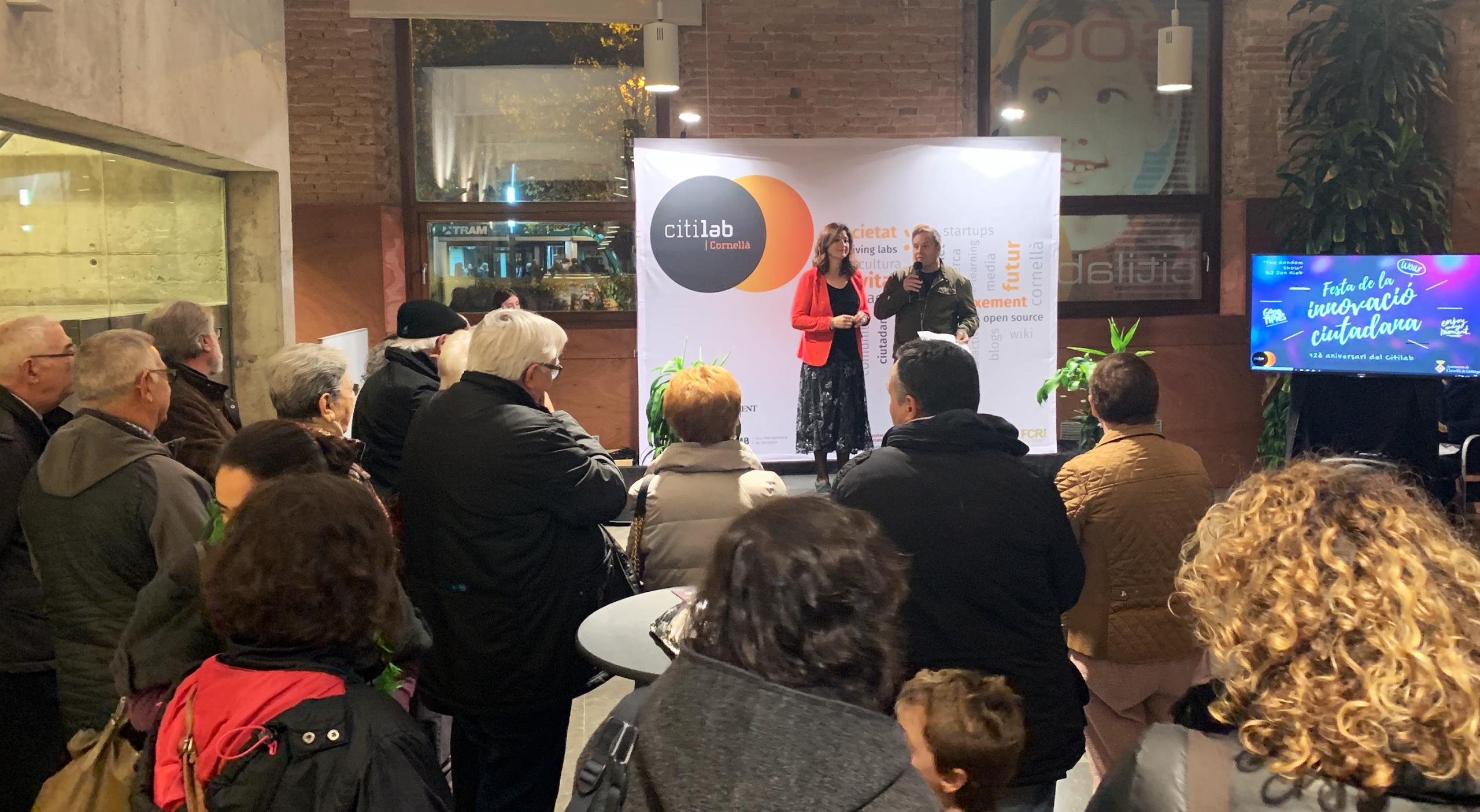 Citilab Celebra Els Seus 12 Anys Posant En Valor Les Seves Comunitats, Projectes I Col·laboradors En La Festa De La Innovació Ciutadana