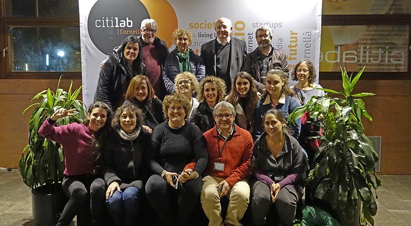 Reconeixement CRP, Instituts I Alumnat De Cornellà - Festa 12 Anys Citilab