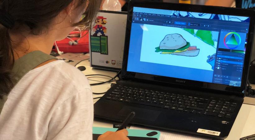 Citilab Co-organitza La Game Jam 2019: 24 Hores Per Fer Un Videojoc Sobre Objectius De Desenvolupament Sostenible