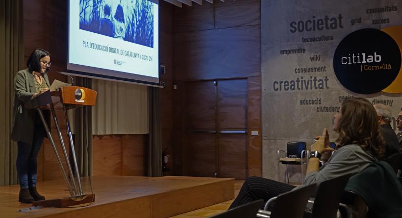 Presentació Pla D'Educació Digital De Catalunya 2020 - 2025