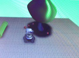Taller De Programació De Jocs En 3D Amb Kodu