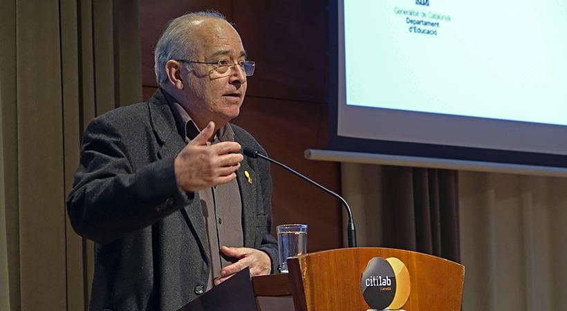 Citilab Acull La Presentació Del Pla D'Educació Digital De Catalunya 2020-2025 De La Generalitat De Catalunya