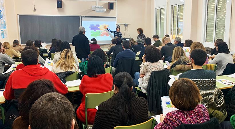 Citilab Inicia Noves Sessions De Formació En Recerca I Innovació Educativa Per A Docents Dels Instituts De Cornellà