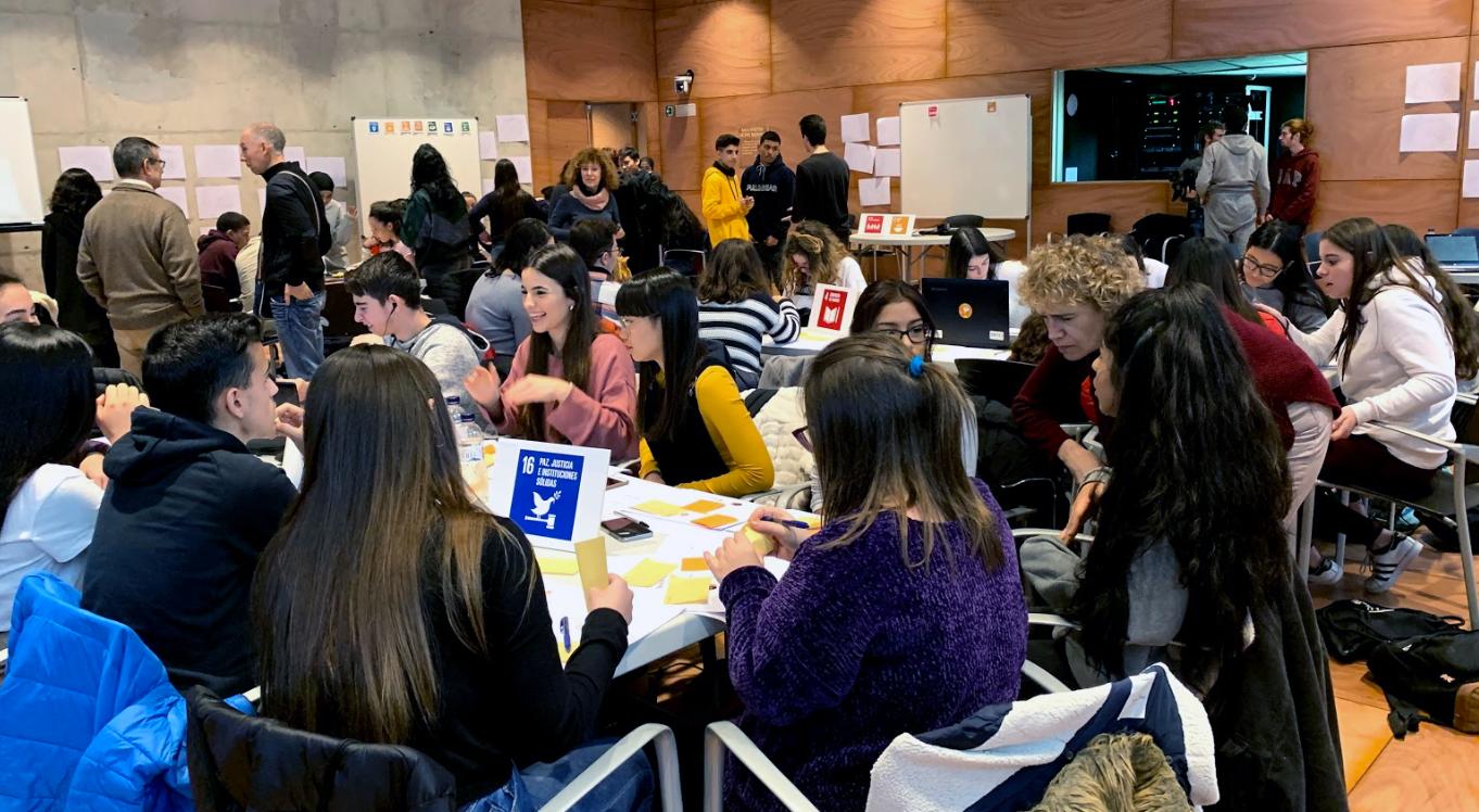 La Segona Edició De Les Jams De Treballs De Recerca Al Citilab Comptarà Amb La Participació D'uns 300 Joves Recercaires De Cornellà