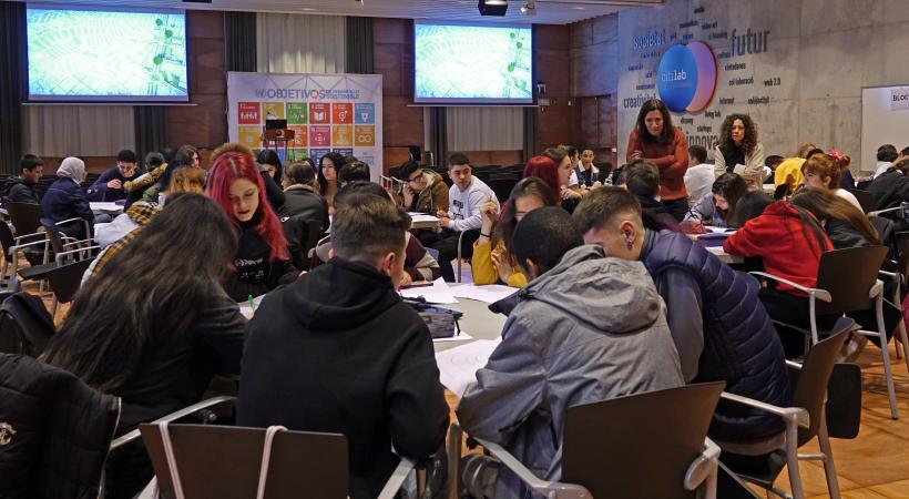 'Indústria, Innovació I Infraestructura' I 'Salut I Benestar' Són Els ODS Més Escollits Per Fer Investigació En Les Dues últimes Jams De Treballs De Recerca