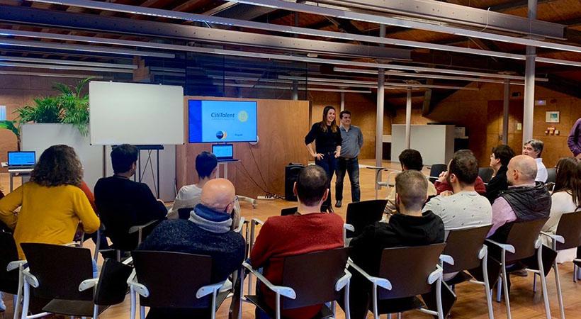 Presentació Del CitiTalent, La Moneda Social Del Citilab