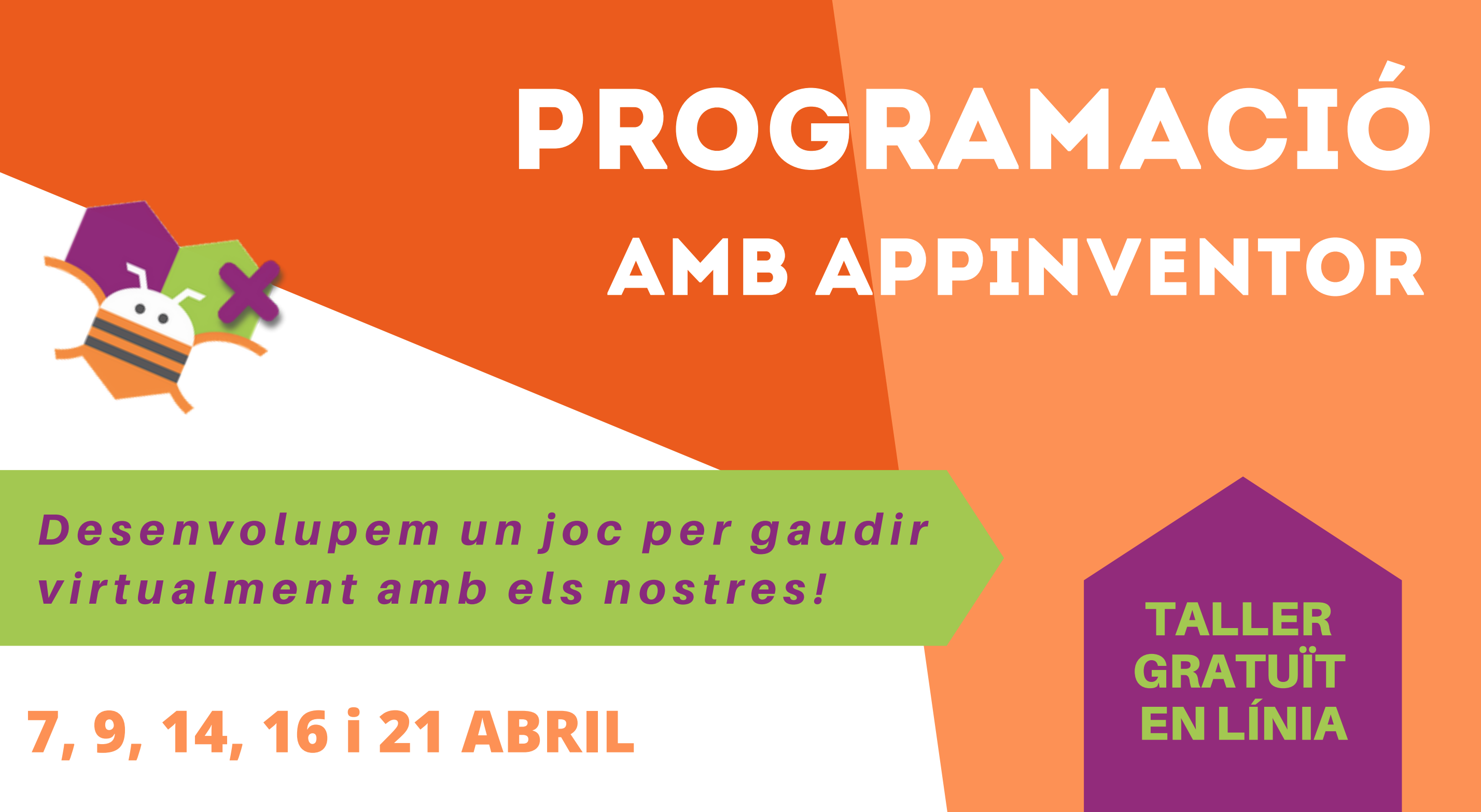 Taller AppInventor Abril 2020