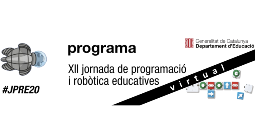 Jornada De Programació I Robòtica Educatives 2020 Virtual