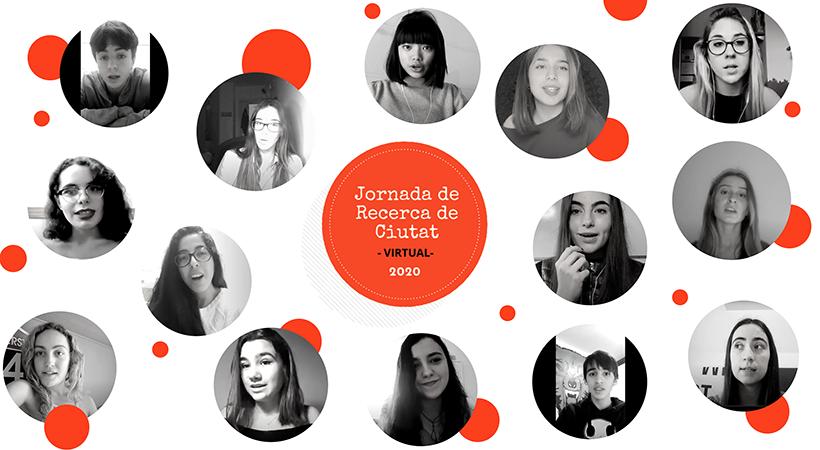 17 Joves De Cornellà, Autores I Autors Dels Millors Treballs De Recerca De L'any, Comparteixen Els Seus Projectes En La Jornada Virtual De Recerca De Ciutat
