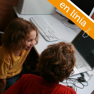 Iniciació a la programació amb Scratch en línia - 2020/2021