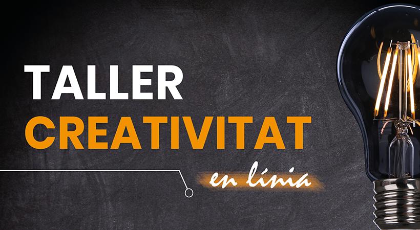 Posa't Les Ulleres De La Creativitat I Potencia Aquesta Competència Professional Clau A La Formació En Línia Del Citilab!
