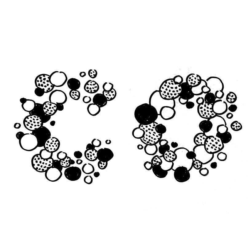Logo Colaboratorio para pensarnos juntas 2020