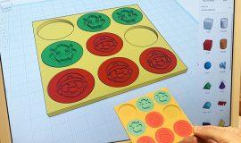 Arriba Un Nou Taller Presencial Al Citilab: Crea El Teu Propi Joc De Taula Personalitzat I Dissenyat En 3D!