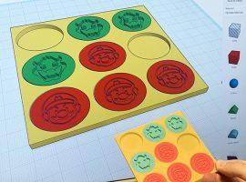Taller 'Crea El Teu Propi Joc De Taula Dissenyat En 3D' (en Línia)