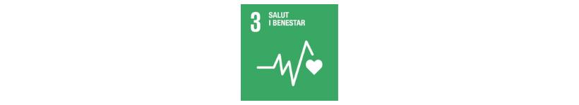 ODS 3 - Salut i benestar