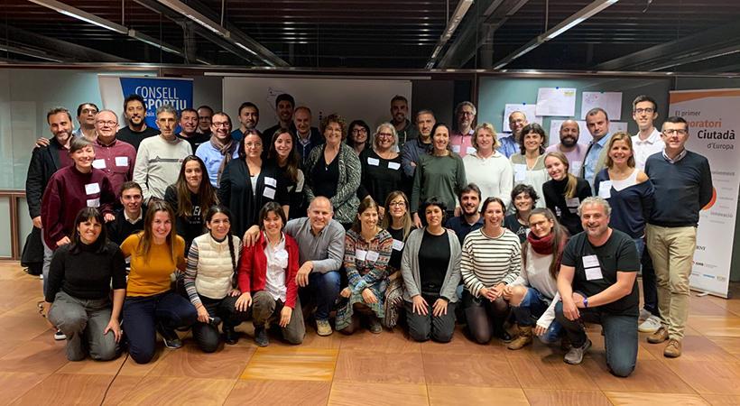 Citilab Col·labora En L'impuls Del Laboratori Ciutadà De L'esport I L'activitat Física Del Baix Llobregat