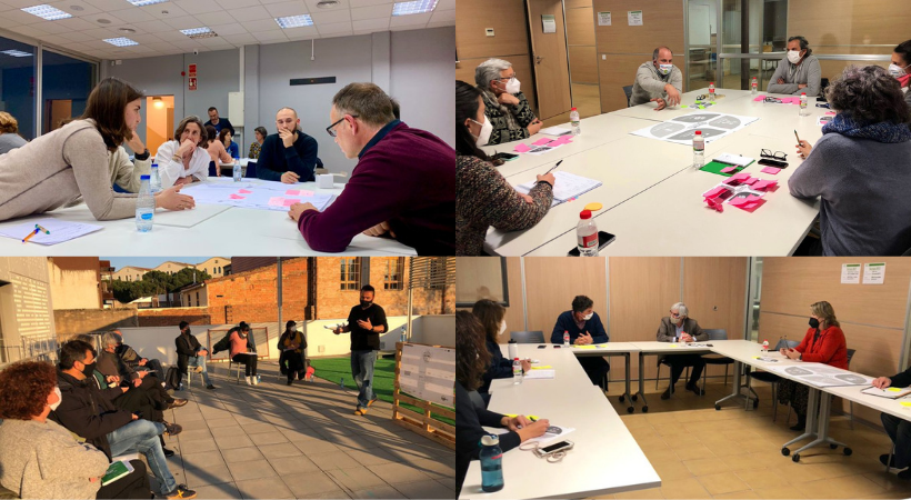 Sessions ActivaLab: 2019, 2020 i 2021