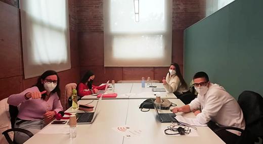 Jornada Virtual de Recerca de Ciutat 2021 - Institut Joan Miró