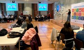 Les Jams De Treballs De Recerca Del 2021 Confirmen, Per Tercer Any Consecutiu, Els Temes Que Interessen Als Joves De Cornellà A L'hora De Fer Recerca: Salut, Innovació I Desigualtats