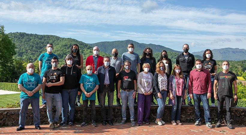 Citilab Participa En La IV Estada Sobre Robòtica I Pedagogia Faberllull Olot I En La Inauguració De La XX Edició Del Robolot