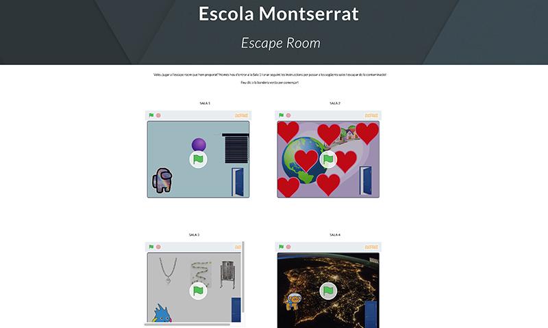 Projecte Escape Room - Projecte EduLab 2020/21