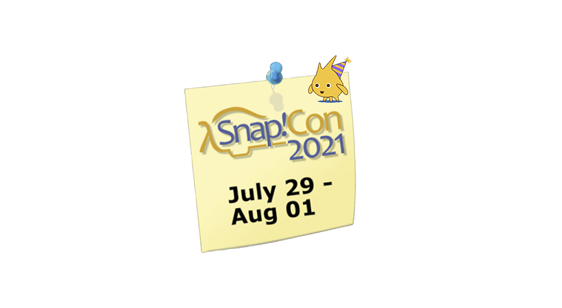 Snap! Conference 2021