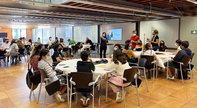 Una Quarantena De Joves S'impliquen En Un Procés Participatiu Per Dissenyar La Nova Oficina Jove De Cornellà