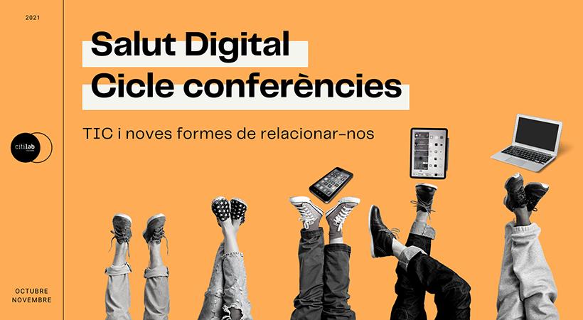 Cicle De Conferències Sobre Salut Digital 2021